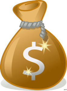 clickfunnels bag with money