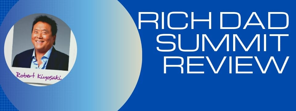 what is rich dad summit about