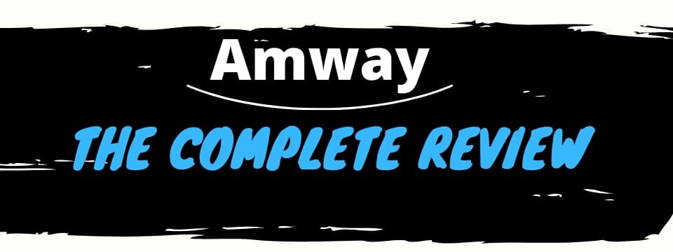 is amway a scam review