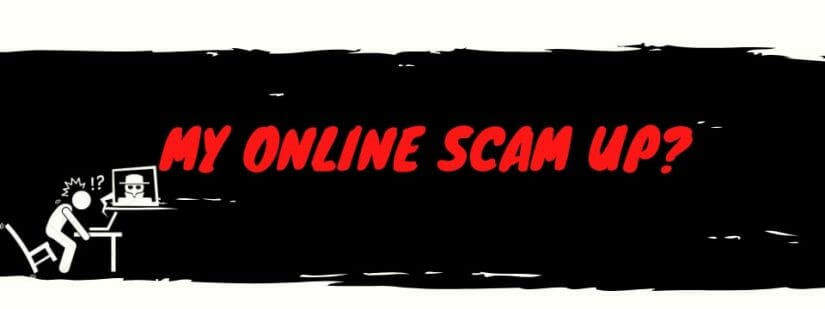 My online startup review scam