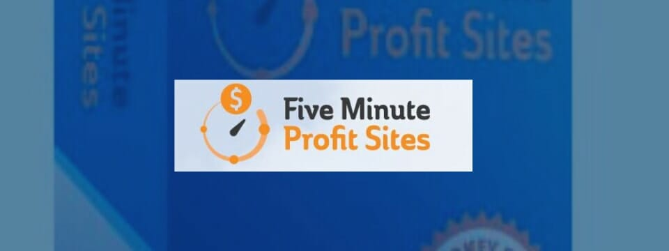 what is five minute profit sites review