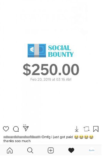 social bounty review fake payment proof