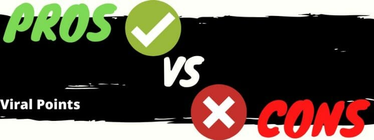 viral points review pros vs cons