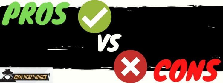 high ticket hijack review pros vs cons