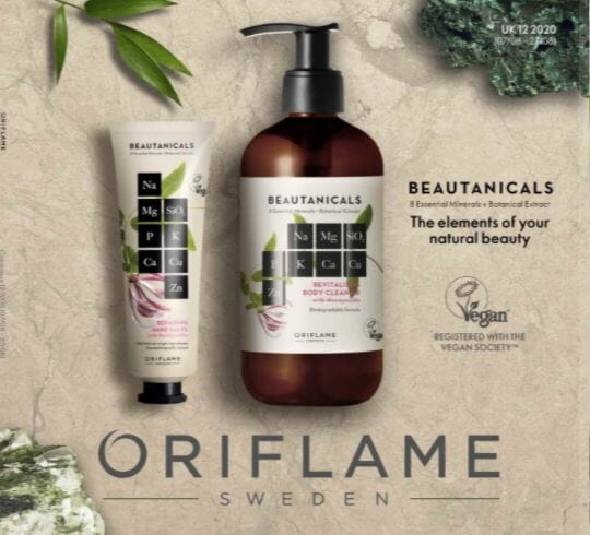 is oriflame a scam product line