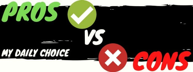 my daily choice review pros vs cons