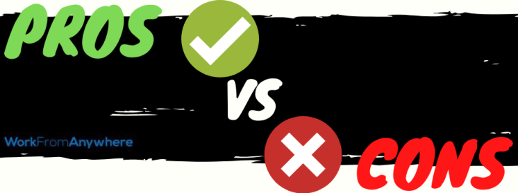 work from anywhere accelerator review pros vs cons