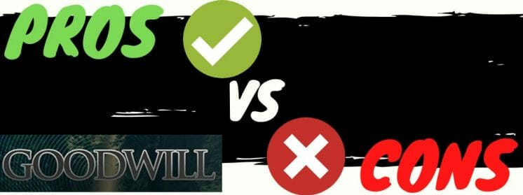 goodwill by brendan mace review pros vs cons