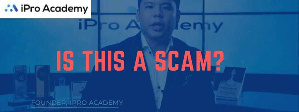 ipro academy review is this a scam