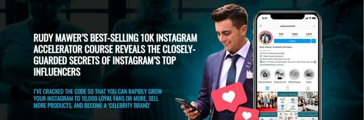 rudy mawer review ig accelerator