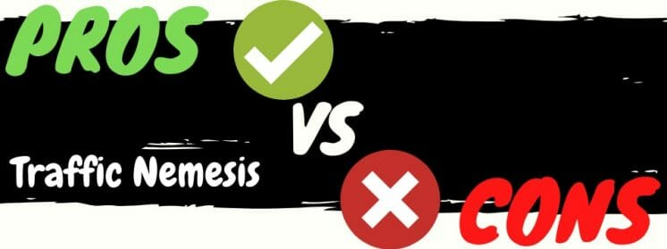 traffic nemesis review pros vs cons
