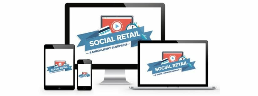 email marketing pro social retail and enrollment blueprint