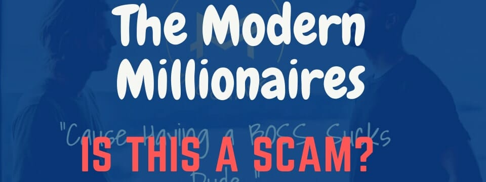 the modern millionaires review