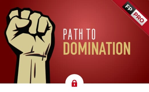 four percent group review path to domination