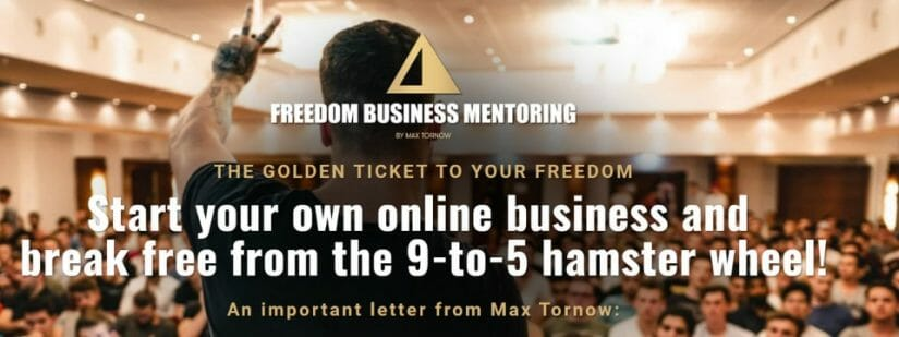freedom business mentoring review inside