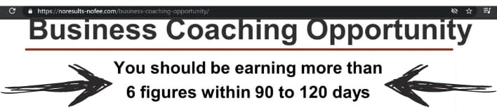 business coaching opportunity