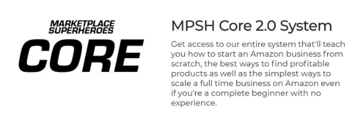 mpsh core system