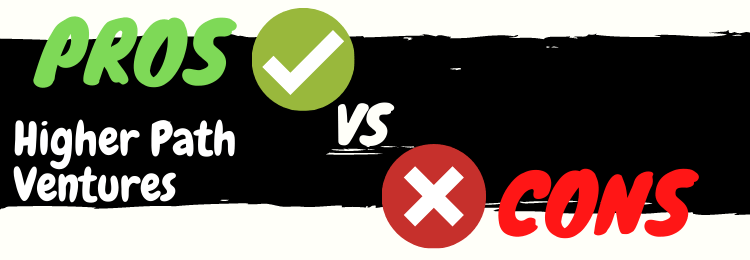 higher path ventures review pros vs cons