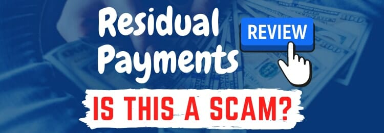 residual payments review