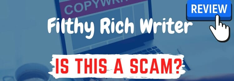 filthy rich writer review