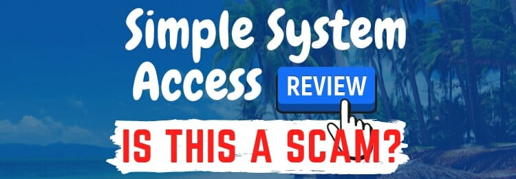 simple system access review