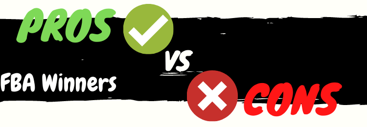 fba winners review pros vs cons