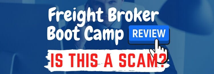 freight broker boot camp review