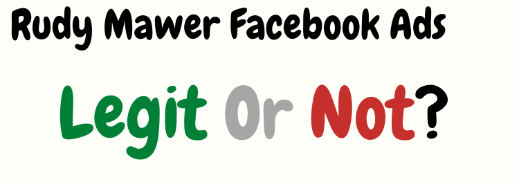 rudy mawer facebook ads review legit or not