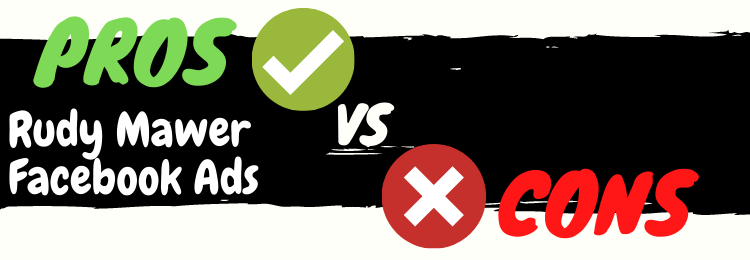 rudy mawer facebook ads review pros vs cons