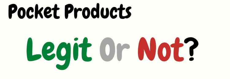 pocket products by Courtney Foster Donahue review legit or not